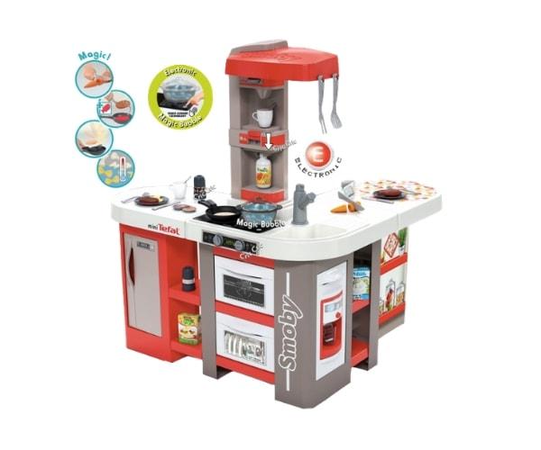 Smoby elektrooniline köök Tefal XXL Bubble