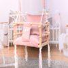 Beebikiik tuppa 3in1 Prestige (roosa)