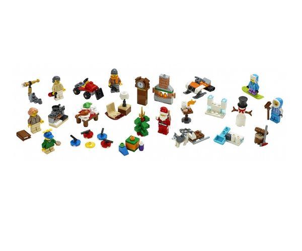 LEGO City Advendikalender