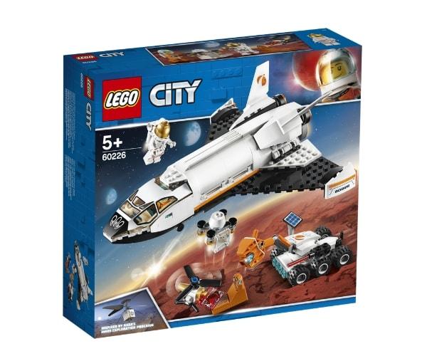 LEGO City Marsi uurimissüstik