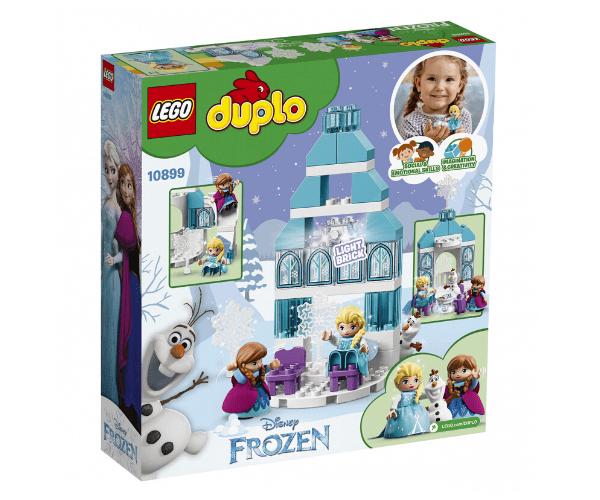LEGO DUPLO Lumekuninganna ja igavene talv