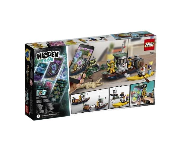 LEGO Hidden Side Krevetilaeva vrakk