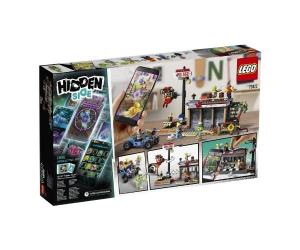 LEGO Hidden Side Krevetirünnak