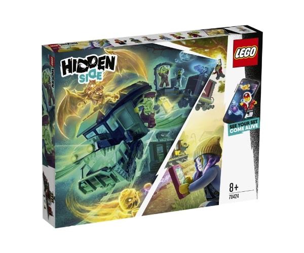 LEGO Hidden Side Kummitav kiirrong