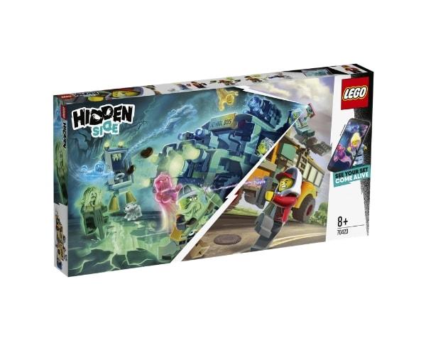LEGO Hidden Side Paranormaalne haarangubuss 3000