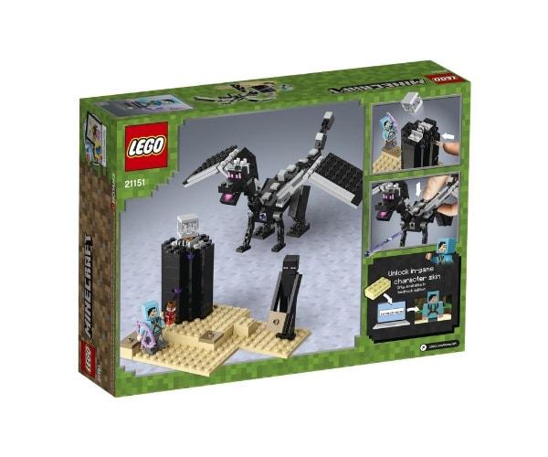 LEGO Minecraft Lõpulahing