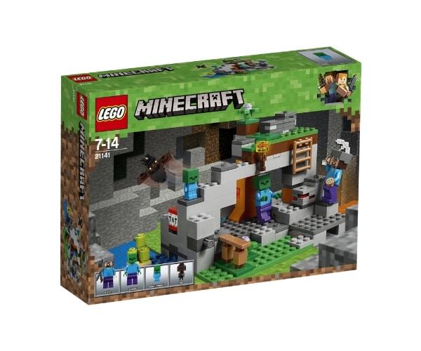 LEGO Minecraft Zombikoobas