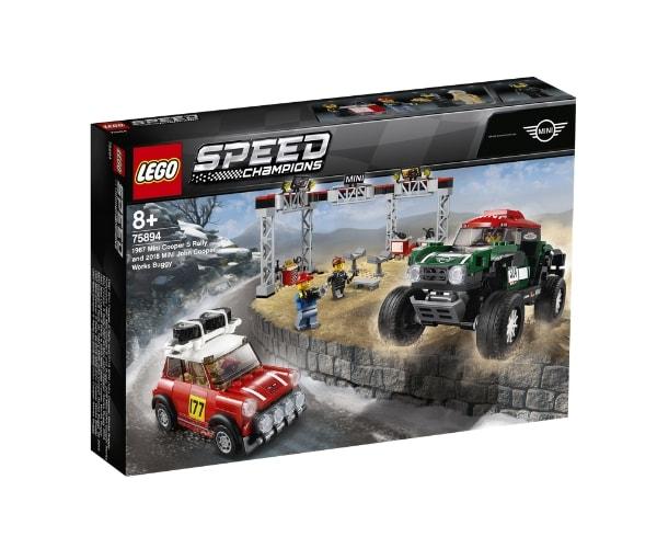 LEGO Speed Champions Mini Cooper 1967