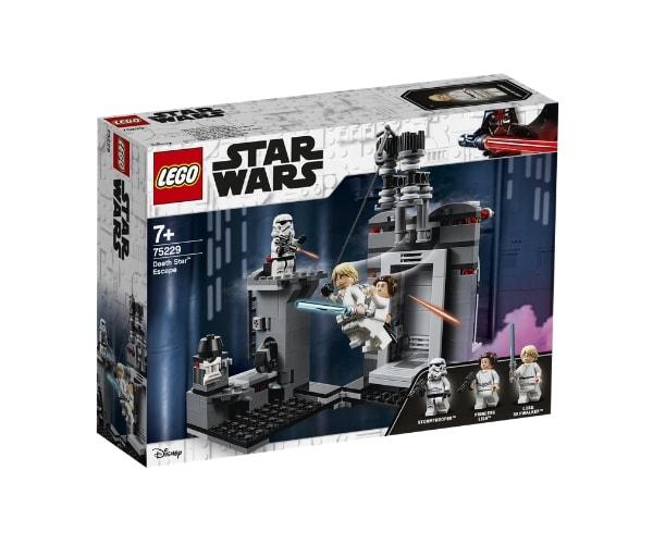 LEGO Star Wars Death Star™-ilt põgenemine