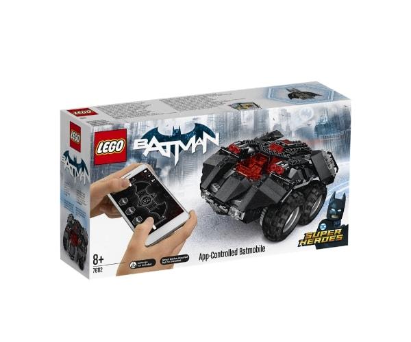 LEGO Super Heroes App-Controlled Batmobile