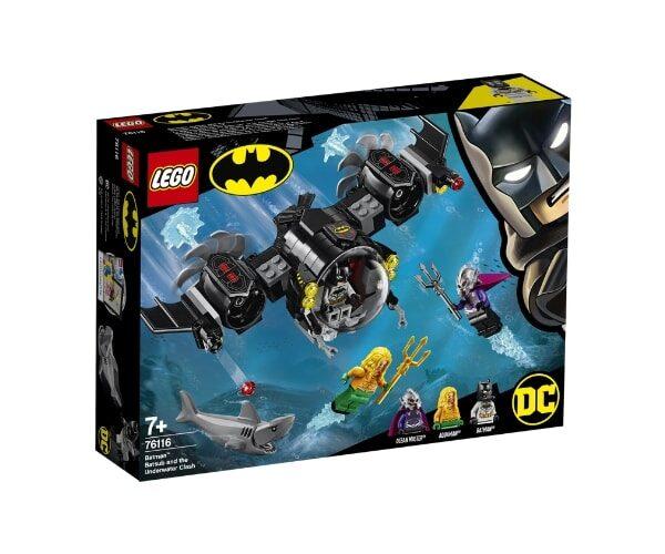 LEGO Super Heroes Batman´i batlaev ja veealune võitlus