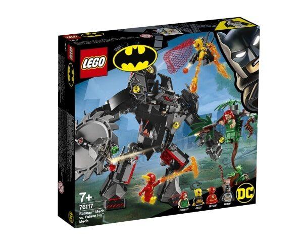 LEGO Super Heroes Batman Mech vs. Poison Ivy Mech