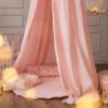 Laste baldahiin roosa