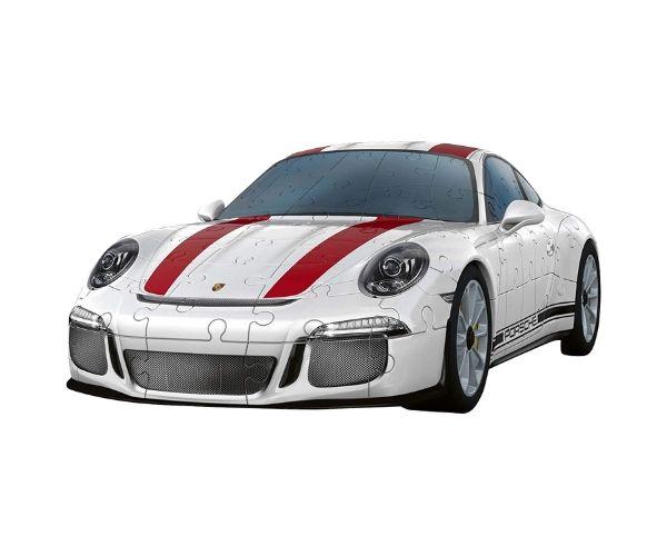 Ravensburger 3D pusle Porsche 911, 108 tk