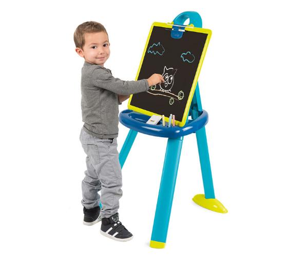 Smoby joonistustahvel lastele (sinine)