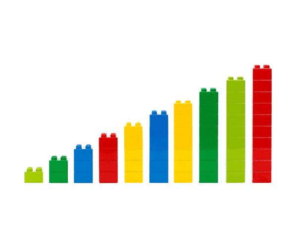 LEGO DUPLO Education XL Klotside komplekt (526 osa)