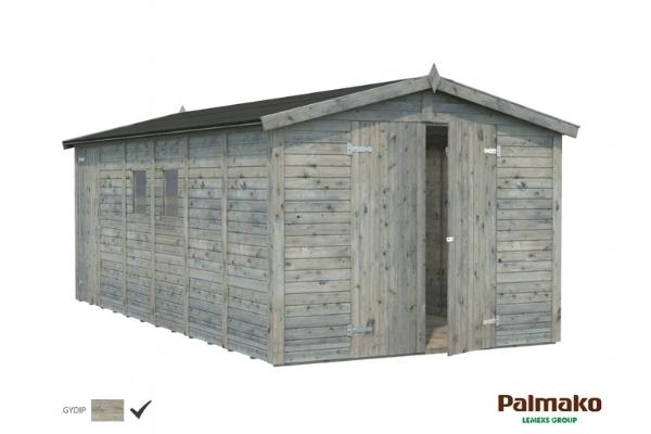 Aiakuur Dan 14,7 m² (hall töötlus)