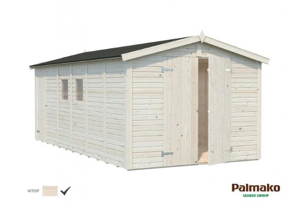 Aiakuur Dan 14,7 m² (valge töötlus)
