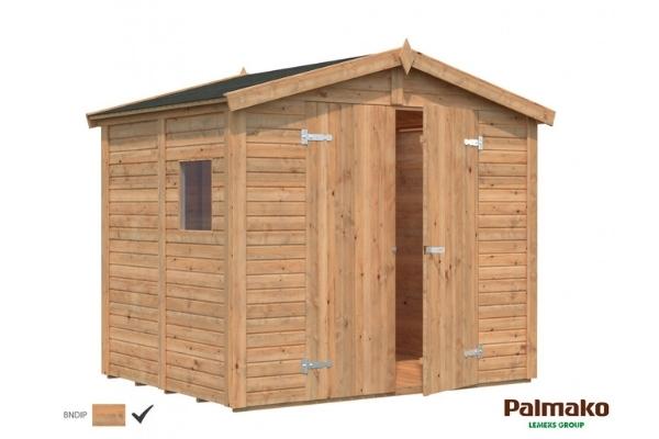 Aiakuur Dan 4,5 m² (pruun töötlus)