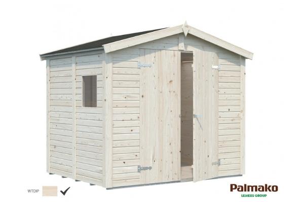 Aiakuur Dan 4,5 m² (valge töötlus)
