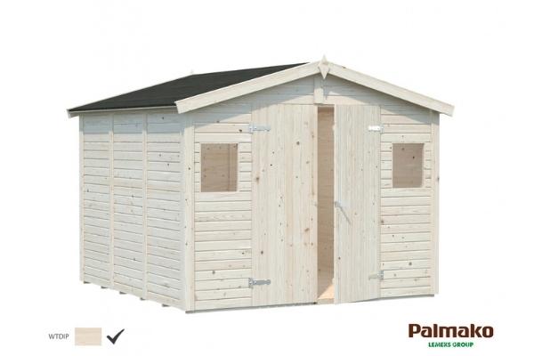 Aiakuur Dan 7,5 m² (valge töötlus)
