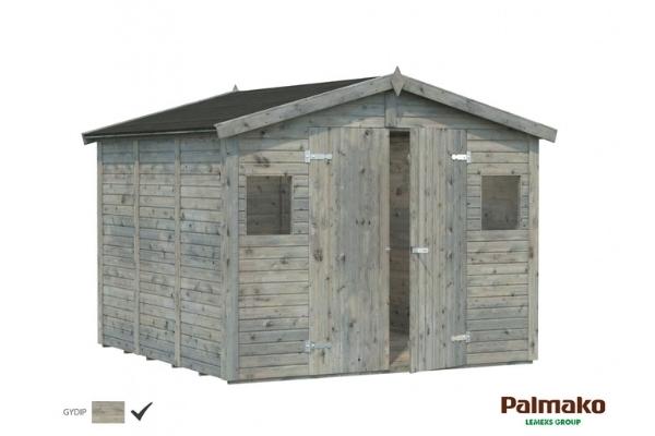 Aiakuur Dan 7,5 m² (hall töötlus)