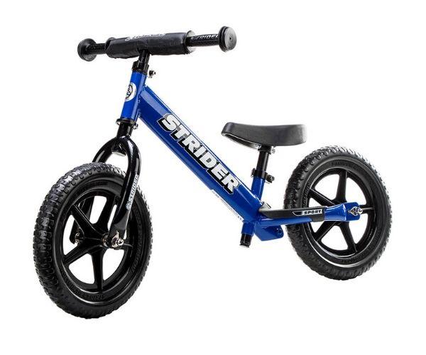 Laste jooksuratas Strider Sport 12 (must)