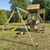 Mänguväljak Palazzo + kiigemoodul Swing