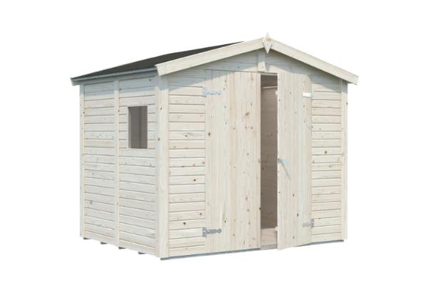 Aiakuur Dan 4,6 m²