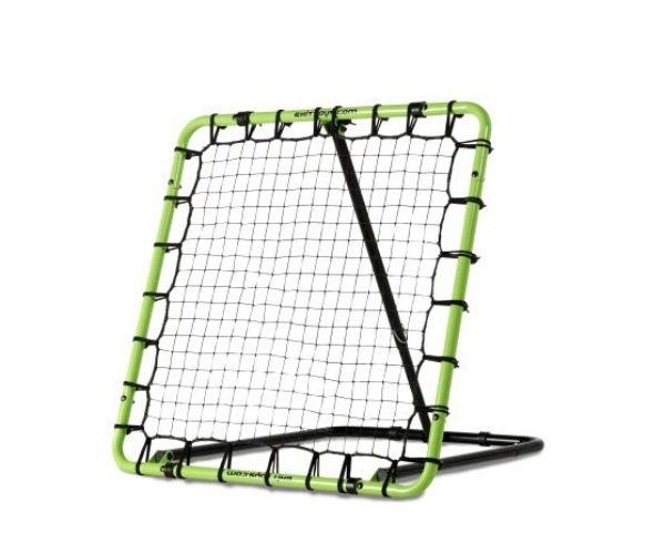 Treeningvärav EXIT Tempo Rebounder, 100x100cm, roheline/must