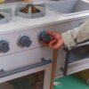 Mänguköök 'KidKraft' Let's Cook Play Kitchen valguse ja helidega