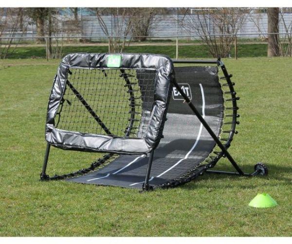 Treeningvärav EXIT Kickback Rebounder, (124x90cm)