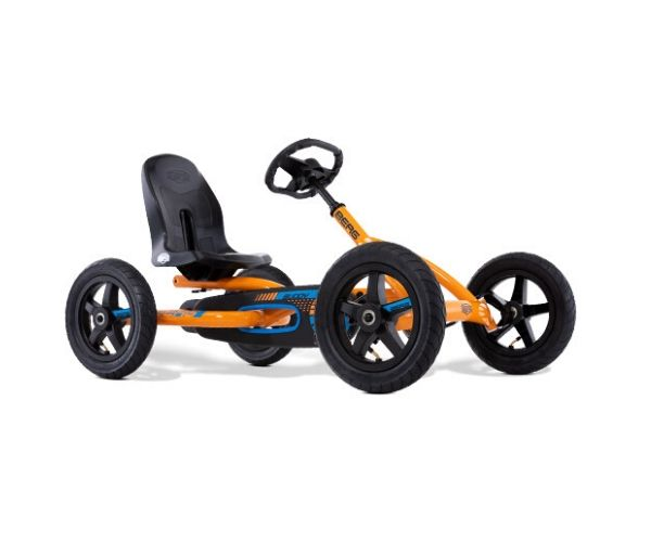Pedaalidega kartauto Berg Buddy B-Orange