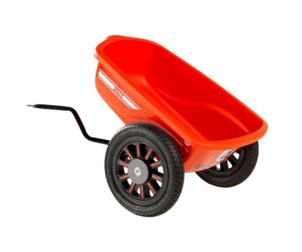 Käru EXIT Spider kartautole, punane