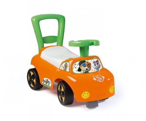Smoby pealeistutav auto 44 kassi