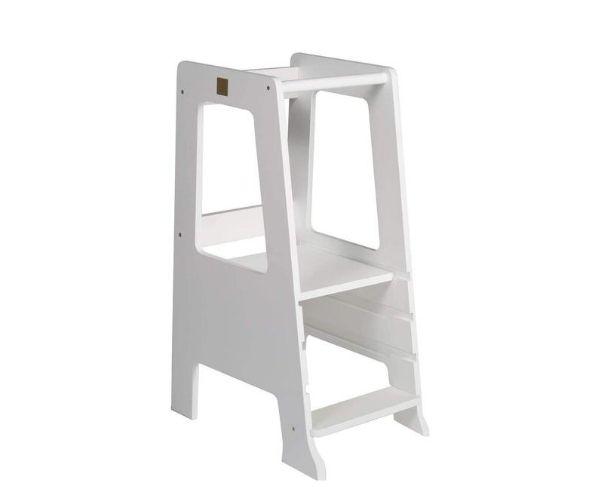 Laste abitool kööki `Meow`, valge