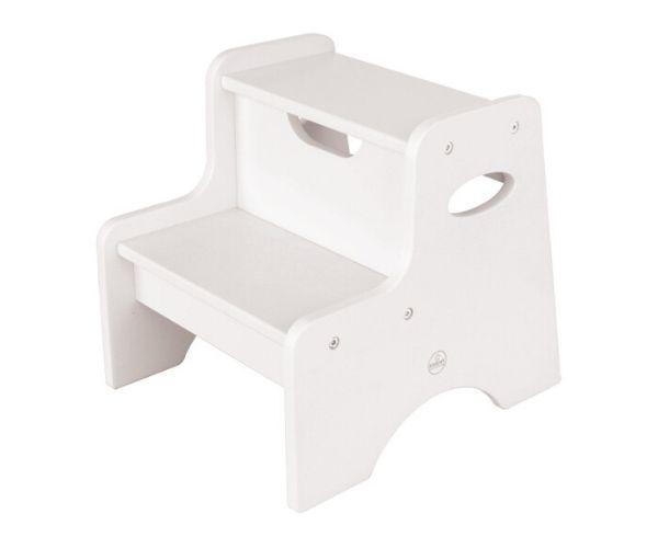 Laste kaheastmeline tool `Kidkraft` (valge)