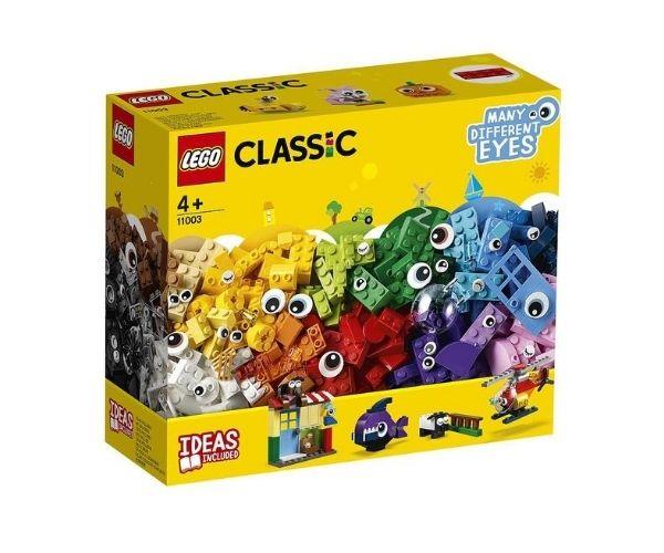 Lego Classic Klotsid ja silmad