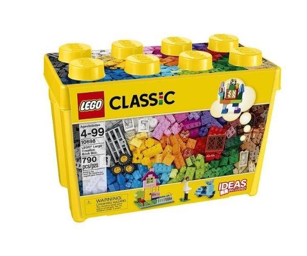 Lego Classic Loovmänguklotsid suur