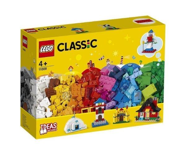 Lego Classic klotisd ja majad