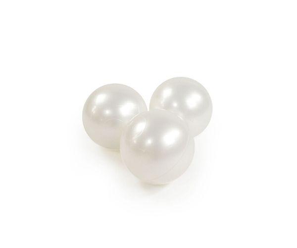 Pallimere pallid MeowBaby 7cm 50palli (valge pärl)
