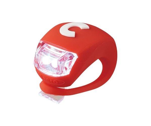 Micro rattatuli LED-tulega (punane)