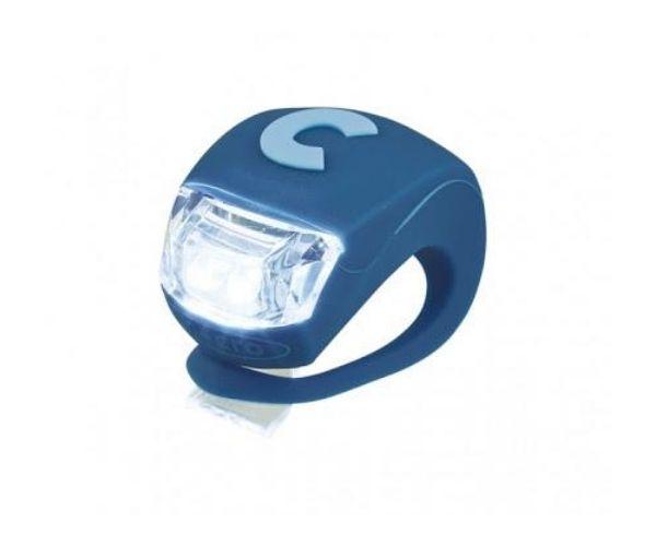 Micro rattatuli LED-tulega (tumesinine)