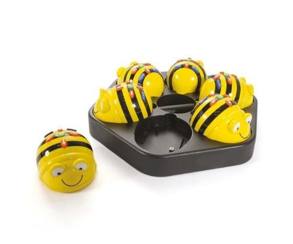 Bee-Bot ja Blue-Bot laadimisalus