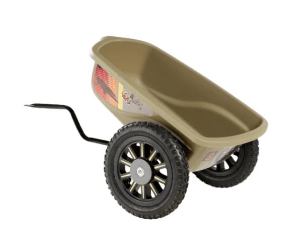 Käru EXIT Spider Expedition kartautole, tumeroheline