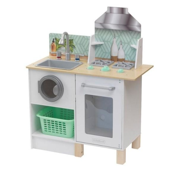 Mänguköök pesumasinaga 'KidKraft' Whisk & Wash