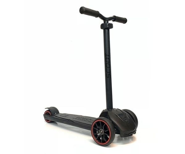 Tõukeratas Scoot and Ride Highwaykick 5 (Black), alates 5+