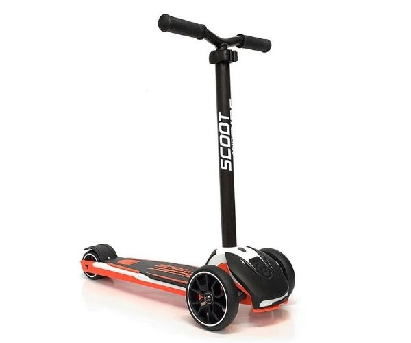 Tõukeratas Scoot and Ride Highwaykick 5 (Red), alates 5+