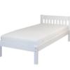 Täispuidust voodi 'Rubi' L 90x200cm