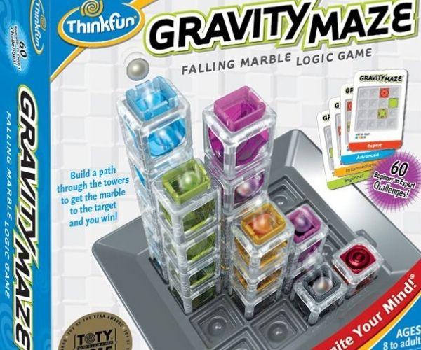ThinkFun lauamäng Gravitatsiooni labürint1
